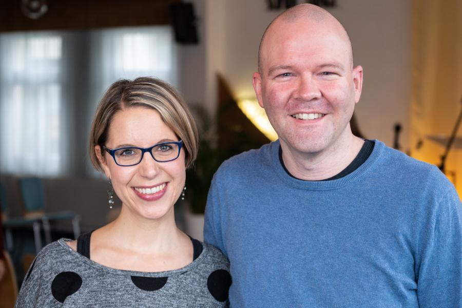 Michelle & Markus Vetsch